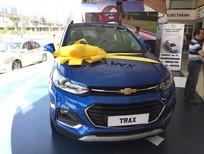 Chevrolet Trax 2017, xe nhập nguyên chiếc, hỗ trợ trả góp ngân hàng toàn quốc