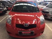 Bán xe Toyota Yaris 1.3AT 2008, màu đỏ