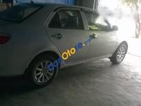 Cần bán xe Toyota Vios sản xuất năm 2007, màu bạc