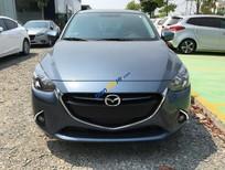 Bán ô tô Mazda 2 2016, màu xanh lam, giá cạnh tranh