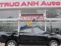 Bán xe Toyota Hilux 3.0G đời 2016, màu đen