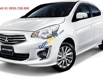 Bán Mitsubishi Attrage chọn 2016, màu trắng, xe nhập