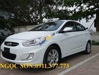 Bán Hyundai Accent sản xuất 2016, màu trắng, xe nhập, 532tr