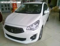 Bán Mitsubishi Attrage mới giá ưu đãi tại Đà Nẵng, màu trắng, xe nhập - Liên hệ: Lê Nguyệt: 0911.477.123
