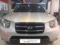 Xe Hyundai Santa Fe SLX 2.2AT 2005, màu bạc, nhập khẩu Hàn Quốc