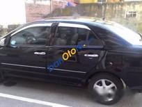 Cần bán lại xe Toyota Vios 1.5G năm 2007, màu đen chính chủ