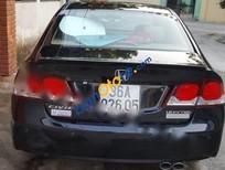 Bán Honda Civic 1.8AT sản xuất 2012, màu đen