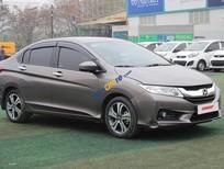 Cần bán lại xe Honda City 1.5AT năm 2016, màu nâu số tự động