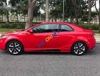 Bán Kia Cerato Koup năm 2010, màu đỏ, Nhập khẩu Hàn Quốc xe gia đình