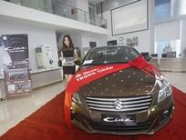 Suzuki Ciaz 2017, nhập khẩu, giá cạnh tranh, đẳng cấp sedan