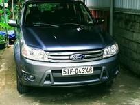 Bán Ford Escape XLT đời 2009, màu xám 455 triệu