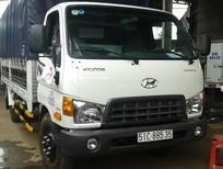 Xe tải Hyundai HD800 8 tấn thùng dài 5,1 mét