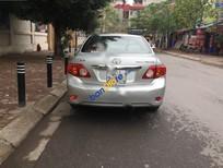 Cần bán gấp Toyota Corolla altis 1.8AT đời 2010, màu bạc, nhập khẩu nguyên chiếc chính chủ