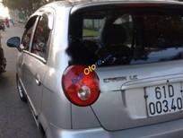Bán xe Chevrolet Spark Van đời 2008, màu bạc số sàn