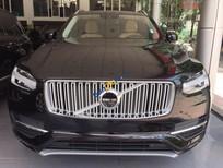Cần bán xe Volvo XC90 T6 Incription năm sản xuất 2016, màu đen, nhập khẩu
