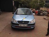 Bán Hyundai Getz năm sản xuất 2009, màu xanh lam