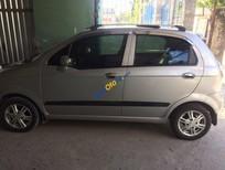 Cần bán xe Chevrolet Spark Van Lite sản xuất năm 2008, màu bạc