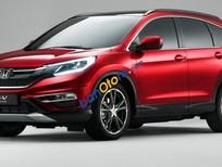 Cần bán Honda CR V 2.4 AT năm sản xuất 2016, màu đỏ