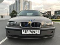 Bán BMW 3 Series sản xuất năm 2004, màu nâu, xe nhập số tự động