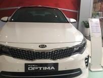 Kia Vũng Tàu bán Kia Optima 2.0L GAT 2017, màu trắng Sang trọng tinh tế