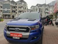 Xe Ford Ranger xls 2016, màu xanh lam, xe nhập