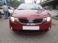 Bán xe Kia Cerato 2010, màu đỏ, xe nhập, giá tốt