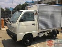 Xe tải Suzuki Carry Truck thùng kín 650kg, xe hot! Có xe giao ngay, chỉ cần trả trước 30% giá xe