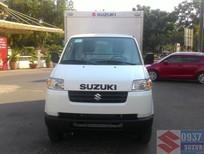 Xe tải Suzuki Carry Pro 750kg thùng kín, xe hot! Có xe giao ngay, hỗ trợ trả góp 80% giá trị xe