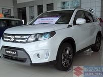 Suzuki Vitara 2017 - Màu trắng ngọc trai, nhập khẩu Châu Âu, Suzuki Vũng Tàu khai trương