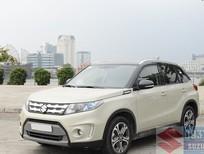 Suzuki Vitara 2017, màu trắng ngà - chỉ có tại Suzuki Vũng Tàu