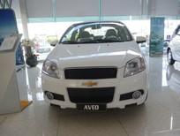 Giá Xe Chevrolet Aveo LT 2017 màu trắng, ƯU Đãi cực lớn từ Đại lý xe Chevrolet TPHCM