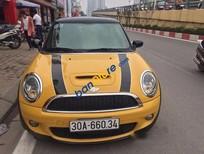 An Thịnh Auto bán ô tô Mini Cooper S đời 2008, màu vàng, nhập khẩu, giá tốt