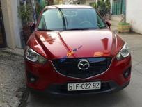Xe Mazda CX 5 sản xuất năm 2012, màu đỏ, nhập khẩu nguyên chiếc, 768 triệu