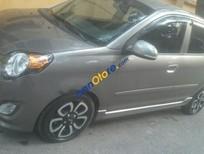 Bán Kia Morning SLX 1.0AT năm 2010, màu xám, nhập khẩu