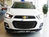 Cần bán Chevrolet Captiva REVV năm sản xuất 2017, màu trắng