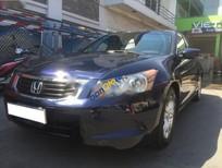 Bán ô tô Honda Accord 2.4AT năm 2007, màu xanh lam, nhập khẩu nguyên chiếc xe gia đình