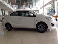 Cần bán Mitsubishi Attrage ở Kontum, màu trắng, nhập khẩu, giá tốt nhất thị trường