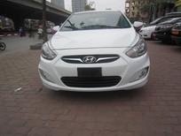 Bán Hyundai Accent 2012, nhập khẩu, màu trắng, 445 triệu