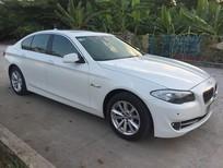 Cần bán BMW 5 Series 523i 2010, màu trắng, xe nhập