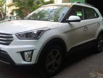 Cần bán xe Hyundai Creta 2017, màu trắng, nhập khẩu nguyên chiếc. LH ngay để có chương trình KM tốt hơn