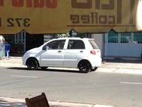 Bán Daewoo Matiz Số sàn đời 2007, màu trắng, nhập khẩu chính hãng, giá chỉ 145 triệu