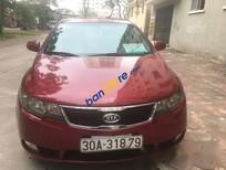 Xe Kia Forte AT đời 2011, màu đỏ, giá 490tr