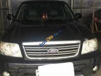 Cần bán Ford Escape XLT 2.3L 4x4AT sản xuất 2004, màu đen, 340 triệu
