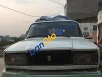 Cần bán lại xe Lada 2107 năm sản xuất 1998, màu trắng, nhập khẩu nguyên chiếc