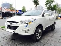 Cần bán gấp Hyundai Tucson 2.0AT đời 2010, màu trắng, nhập khẩu nguyên chiếc giá cạnh tranh
