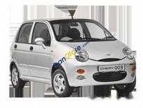 Cần bán Chery QQ3 sản xuất 2009, màu bạc