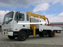 Xe tải Hyundai 5 tấn HD120 có gắn cẩu – Liên hệ ngay để có mức giá rẻ nhất toàn quốc