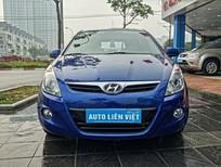 Cần bán xe Hyundai i20 2011, màu xanh lam, nhập khẩu nguyên chiếc