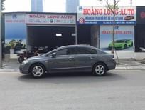 Cần bán lại xe Honda Civic 1.8AT 2009, màu xám, xe đẹp