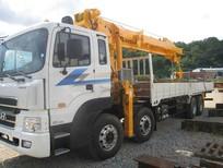 Tổng đại lý  xe tải gắn cẩu Hyundai – Ô Tô Miền Nam chuyên cung cấp Hyundai HD120 5 tấn,
